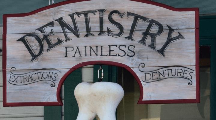 errori nella gestione dello studio dentistico